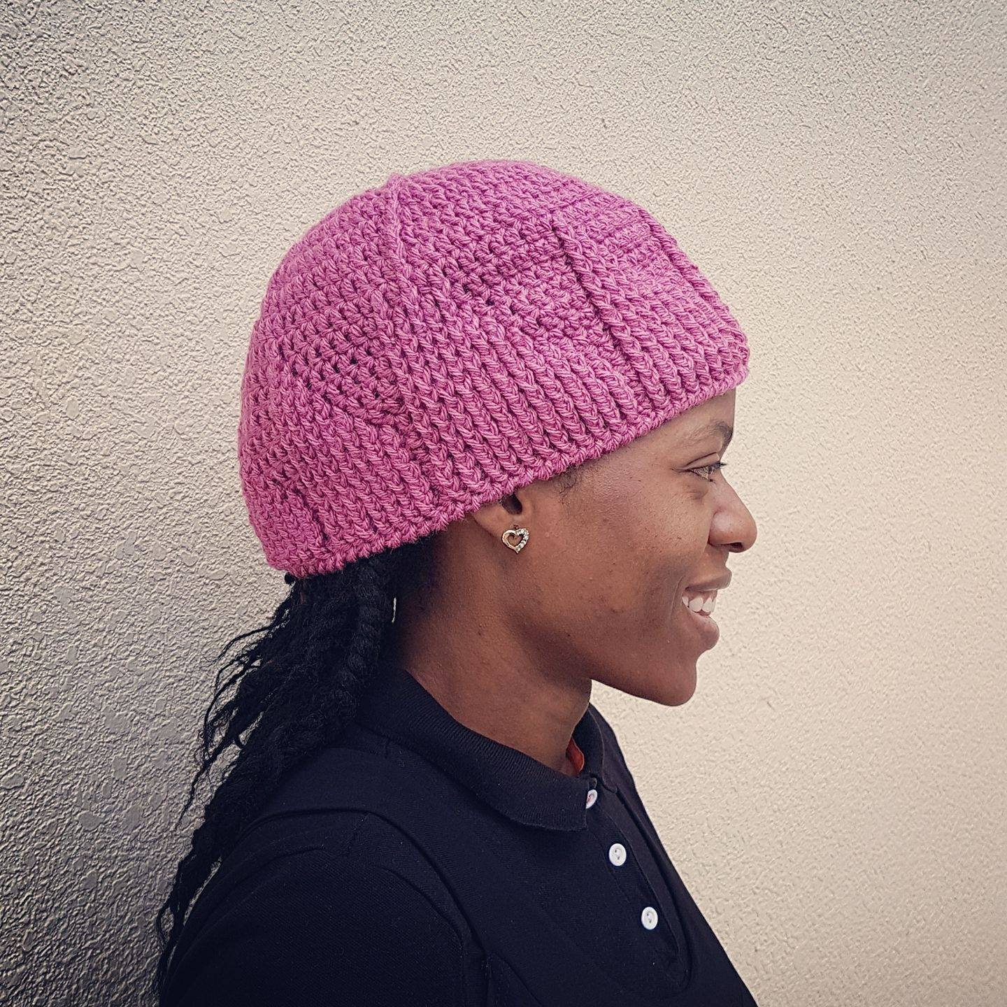 25 minute baby headband- quick and easy crochet pattern